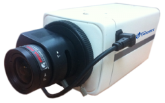 130萬畫素 網路攝影機 TCT-139300網路型普通槍機監視器
