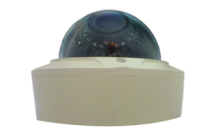 130萬畫素 網路攝影機 TCT-135930網路型室內手動調焦紅外線半球監視器